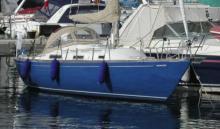 Centurion 32: En Marina